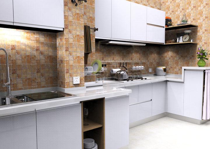 整体厨房效果图